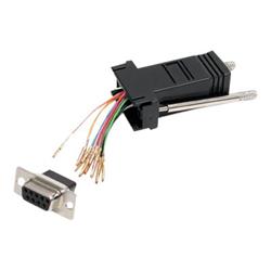 Adattatore Startech.com adattatore modulare seriale db9 a rj45 f/f gc98ff