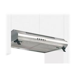 Cappa Glem Gas - GHC950IX Sottopensile 90 cm 370 m3/h Acciaio inossidabile