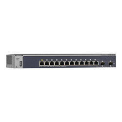 Switch Netgear - M4100-d12g - switch - 12 porte - gestito gsm5212-100nes