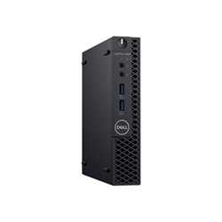 PC Desktop Dell - Optiplex 3060 - micro - core i5 8500t 2.1 ghz - 4 gb - 500 gb gtkgh