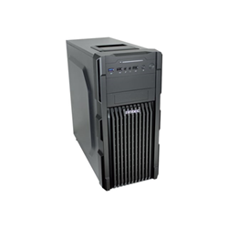 Image of Cabinet Gx200 - mid tower - atx 0-761345-15200-6