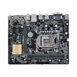 Motherboard Asus - H110m-k - scheda madre - micro atx - lga1151 socket - h110 90mb0ph0-m0eay0