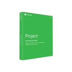 Software Microsoft - Office Project Standard 2007