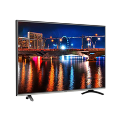 "TV LED Hisense H49M3000 - Classe 49"" TV LED - Smart TV - 4K UHD (2160p) - HDR - noir"