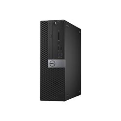PC Desktop Dell - Optiplex 7050 sff