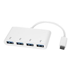 Hub Startech - Hub USB-C a 4 porte USB 3.0