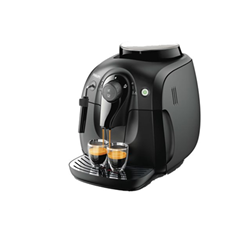 Macchina da caffè Saeco - Automatica 15 Bar con Macinacaffè HD8651/01