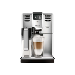 Macchina da caffè Saeco - Macch caffe auto c/car latte integ