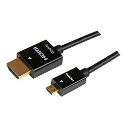 Cavo HDMI Startech - Startech.com cavo hdmi® a micro hdmi® attivo ad alta velocita' hdadmm5ma