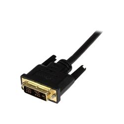 Cavo DVI Startech.com cavo mini hdmi a dvi d 1 m m/m cavo video 1 m hdcdvimm1m