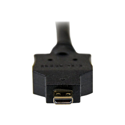 Cavo DVI Startech - Startech.com cavo micro hdmi a dvi-d 3 m - m/m - cavo video - 3 m hdddvimm3m