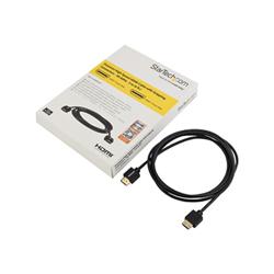 Cavo HDMI Startech - Startech.com cavo hdmi premium ad alta velocità con connettori a presa da 2m hd