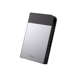 Hard disk esterno Buffalo Technology - Ministation extreme 1tb silver