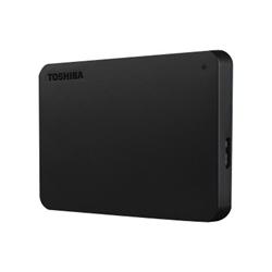 Hard disk esterno Toshiba - Canvio basics 2.5 500gb black