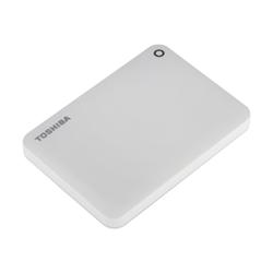 Hard disk esterno Toshiba - Canvio connect ii white
