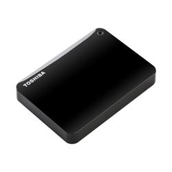 Hard disk esterno Toshiba - Canvio connect ii black