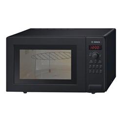 Micro ondes Bosch Serie | 4 HMT84G461 - Four micro-ondes grill - pose libre - 25 litres - 900 Watt - noir