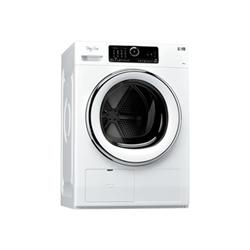 Asciugatrice Whirlpool - HSCX 80427 Classe A++ 8 Kg Profondità 65.9 cm Pompa di calore