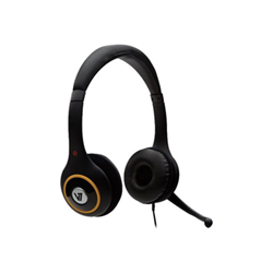 Cuffie con microfono V7 - V7 USB Digital Headset