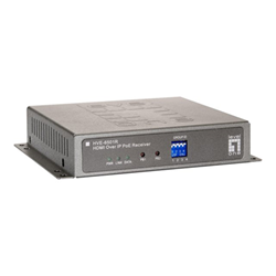 Print server Digital Data - Level One HVE-6501R Ricevitore PoE HDMI/IP Gigabit