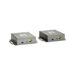 Cavo HDMI Digital Data - Levelone hdmi over cat.5 extender kit - prolunga video/audio/usb hve-9005