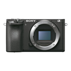 Fotocamera Sony - A6500 ilce-6500 - fotocamera digitale solo corpo ilce6500b.cec