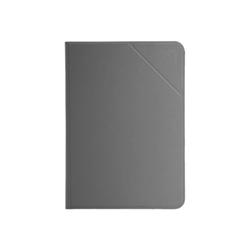 Borsa Minerale Flip Cover per Tablet iPad 9.7 Grigio