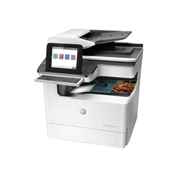 Multifunzione inkjet HP - Stampante multifunzione pagewide enterprise color flow 785f