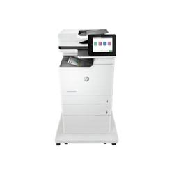 Multifunzione laser HP - Stampante multifunzione hp color laserjet enterprise flow m681z