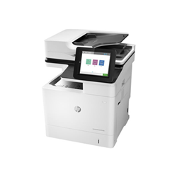 Multifunzione laser HP - Laserjet enterprise mfp m632h - stampante multifunzione (b/n) j8j70a#b19