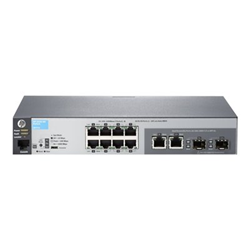 Switch Hewlett Packard Enterprise - Hpe aruba 2530-8g - switch - 8 porte - gestito - montabile su rack j9777a#abb