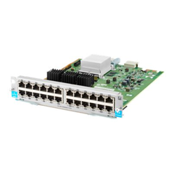 Hewlett Packard Enterprise - Hp 24p 10/100/1000base-t v3 zl2 mod