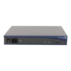 Router Hewlett Packard Enterprise - Hp msr20-12-t router