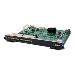 Switch Hewlett Packard Enterprise - Hpe 7500 24p gbe/4p 10gbe se mod