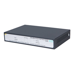 Switch Hewlett Packard Enterprise - Hpe officeconnect 1420 5g poe+ - switch - 5 porte - unmanaged jh328a#abb