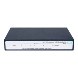 Switch Hewlett Packard Enterprise - Hpe officeconnect 1420 8g - switch - 8 porte - unmanaged jh329a#abb