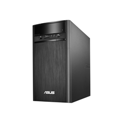 PC Desktop Asus - Vivopc k31cd k-it006t - tower - core i3 7100 - 4 gb - 1 tb k31cd-k-it006t