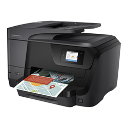 Multifunzione inkjet HP - Officejet pro 8715 all-in-one - stampante multifunzione (colore) k7s37a#bhc