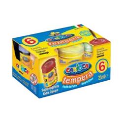 Tempera Carioca - Pittura - tempera - colori assortiti brillanti ko022