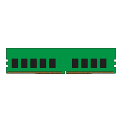 Memoria RAM Kingston - 8gb ddr4-2400mhz ecc cl17