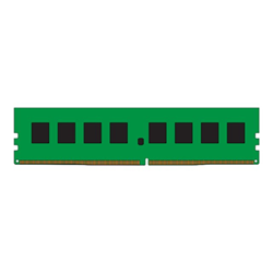 Memoria RAM Kingston - Valueram - ddr4 - 8 gb - dimm 288-pin - senza buffer kvr24n17s8/8