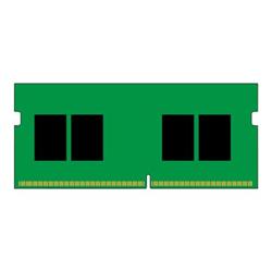 Memoria RAM Kingston - Valueram - ddr4 - modulo - 8 gb - so dimm 260-pin - senza buffer kvr24s17s8/8