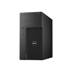 Workstation Dell - Precision tower 3620 - mt - core i7 7700k 4.2 ghz - 16 gb - 512 gb kw5kr