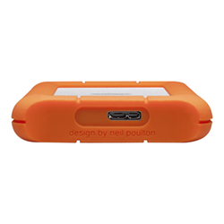 Hard disk esterno LaCie - 2tb rugged mini usb3.0