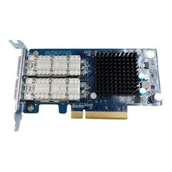 Image of Adattatore di rete - 40 gigabit qsfp x 2 lan-40g2sf-mlx