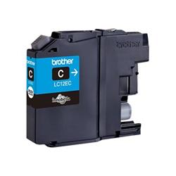 Cartuccia Brother - Capacità xl - ciano - originale - cartuccia d'inchiostro lc12ec