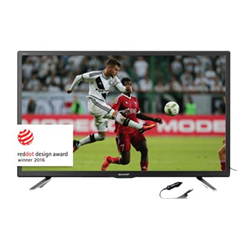 "TV LED Sharp LC-24CFG6132EM - Classe 24"" - Aquos G6130 series TV LED - Smart TV - 1080p (Full HD) - E-LED Backlight"