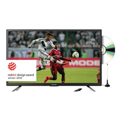 TV LED Sharp - Smart LC-24DFG6132EM Full HD
