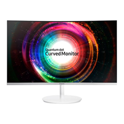 Monitor LED Samsung - C27h711