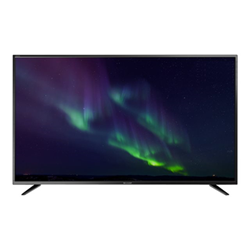 TV LED Sharp - Smart LC-55CUG8052E Ultra HD 4K